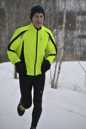 Tony Persson, Ljusdal Running Club.