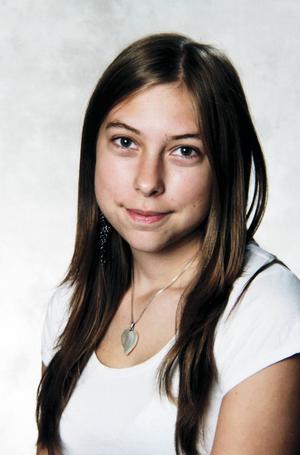 Natalie blev bara 15 år. Hon skulle ha börjat på hästskötarprogrammet på gymnasiet till hösten.