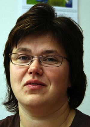 Magdalena Flemström vill inte se en nedrustning av antalet apotek ute i glesbygden.