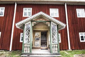 En viktig fråga är hur högre vindkraftverk i Tandsjö syns från världsarvet Fågelsjö gammelgård.