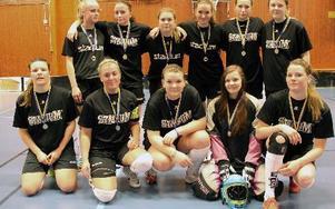 Gylle skola från Borlänge fick silvermedaljerna.