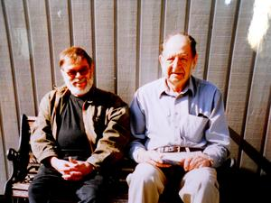 Ove och Carl möttes 2001