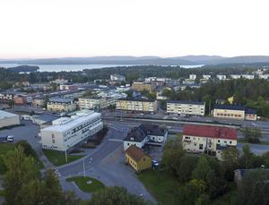 En fördjupad översiktsplan för centrala Kramfors håller på att arbetas fram.