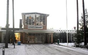 Lugnetgymnasiet har 896 elever i dag.