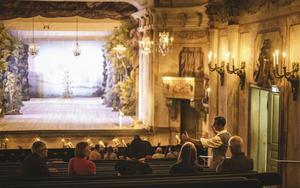 Nästa år firar Drottningsholms Slottsteater 250-årsjubileum med den nyskrivna operan