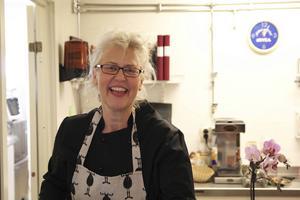 Viola Adamsson driver restaurang Smaker på Öster i Bollnäs.