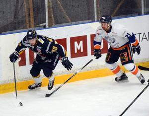 Mathias Wiklund är klar för ännu en säsong i Borlänge Hockey.