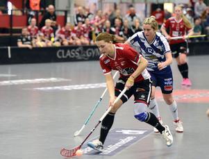 Johanna Holmbon levererade fyra poäng mot Dalen.
