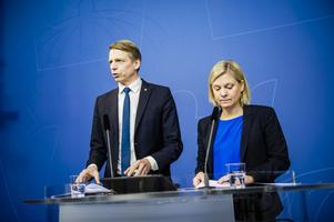 På lördagen meddelade finansmarknadsminister Per Bolund (MP) och finansminister Magdalena Andersson (S)  att regeringen inte går vidare med det förslag om bankskatt som en utredning lagt fram.