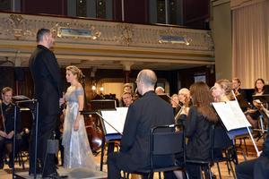 Virpi Räisänen sjunger Anders Hillborgs musik med Johannes Gustavsson och Nordiska Kammarorkestern.