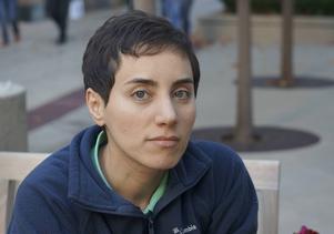Maryam Mirzakhani, tilldelas matematikens nobelpris