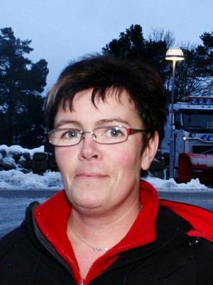 Jertrud Kappinen, 36, vårdbiträde, Njurunda. Jag vill gärna att det ska finnas skinka och Janssons.