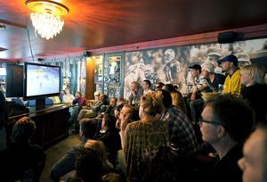 Mer sport i baren och ett 20-tal TV-skärmar kommer det att bli då O´Learys öppnar i Exoerium till vintern.