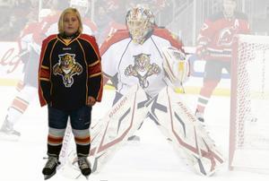 Både Oscar Wahlund och Jacob Markström har tagit plats i Florida Panthers. OBS: Bilden är ett montage.