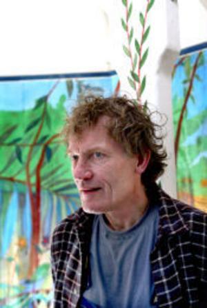 Anders Åberg värjer sig mot dagens upplevelseindustri och vill att kapellet ska vara ett vilorum.