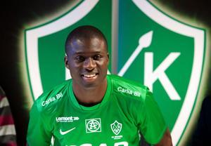 Njogu Demba-Nyrén var tillbaka efter sin ljumskskada och fick spela cirka 20 minuter i matchen mot Örgryte.