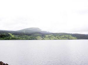 Stora Blåsjön, byn som varit en vit fläck på min Jämtlandskarta har kommit på plats.