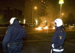 Malmöpolisernas rasistiska uttalanden under Rosengårdskravallerna måste tjäna som en brutal väckarklocka i hela landet. Foto:Stig-ÅkeJönsson / SCANPIX