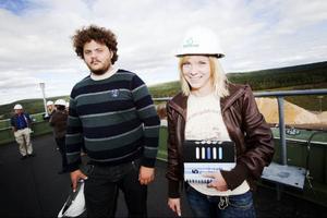 Anton Moberg, Rödön, och Ánne Margrethe Gaup från Finnmark i Nordnorge, är två av studenterna. Båda har erfarenheter som de vill dra nytta av i utbildningen, Anton från familjegården på Rödön och Ánne Margrethe från renskötsel.Rolf Wennsbakk är den norske  projekt- ledaren.