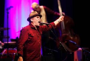 En härlig blandning av musiker bjöd Ale på i sin avskedskonsert som artist in residence i konserthuset.