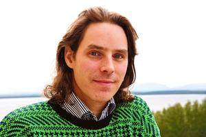 Henrik Eriksson.