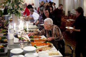 Härnösand är en av de kommuner där årets julbord ska inspekteras.