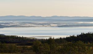 Ånnsjön i Åre kommun är en av de 21 platser i landet som svenska folket har röstat fram som en plats som är värd att bevara.