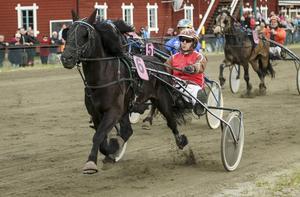 Carl-Ivar Larsson med Ivarsvalde.