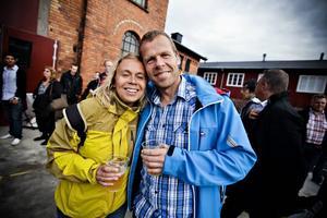 Lena Olofsson och Håkan Danielsson på Forever Young.
