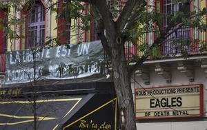 89 personer dödades vid attacken mot Le Bataclan.