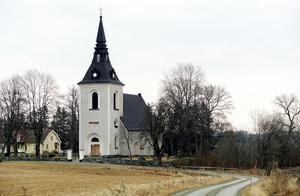Tappar mark. Svenska kyrkan förlorar medlemmar, hur ska trenden vändas? Foto: VLT:s arkiv