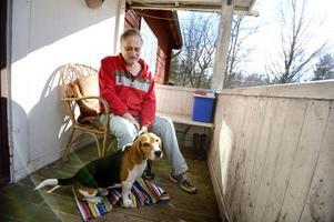 Sven DanielTillsammans med beaglehannen Packall har Sven Danielsson jagat både älg och björn.