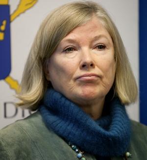 Chefsåklagare Tora Holst.