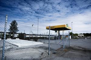 Det finns en tankstation för gas i Sundsvall, hos Preem på Landsvägsallén.
