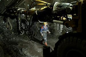 Regeringens gruvsamordnare Christina Lugnet och Region Dalarnas chef Göran Carlsson vill använda Garpenbergsruvan goda exempel för att skapa en hävstångseffekt som ska klara gruvboomen Dalarna står inför.