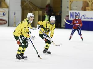 Ljusdals Jonas Pettersson stod för ett mål och en assist i matchen mot Edsbyn.