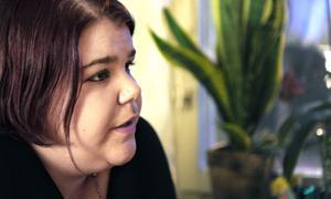 Maria Eriksson är orolig över vad som ska hända när Motivationshöjaren läggs ned.