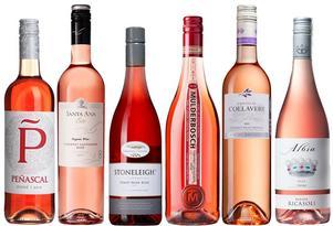 Sex klara fynd hittade vår vinexpert bland de cirka 80 roséviner på flaska i bolagets ordinarie sortiment som han testat.