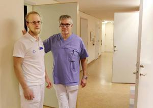 Martin Ersson, ST-läkare på hälsocentralen i Krokom, och oppositionsrådet i landstinget, Christer Siwertsson (M), hade en ordväxling på ÖP:s insändarsida. Det mynnade ut i att Siwertsson gjorde ett studiebesök hos läkarna i Krokom.
