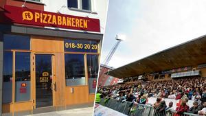 I januari planerar Pizzabakeren att öppna i Behrn arena.