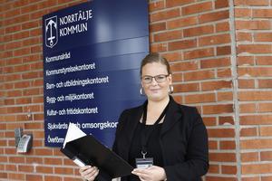 Livsmedelsinspektionen. Linda Engberg har kontrollerat menyerna på Norrtäljes restauranger och pizzerior.
