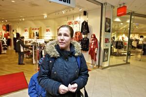 Susanne Sundh spar kvitton vid klädköp, men inte när hon handlar mat.