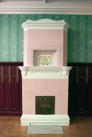 Många eleganta detaljer från storhetstiden finns fortfarande kvar i Gamla Grand.