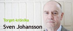 Sven Johansson är chefredaktör och ansvarig utgivare för Arbetarbladet.