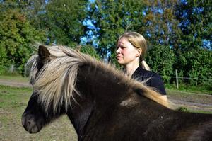 Charlotte Palm summerar sitt första år som ägare till Folkatorps ridskola som både lyckat och arbetssamt.