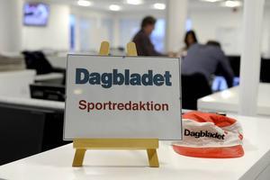 Dagbladets sportredaktion tackar för sig.