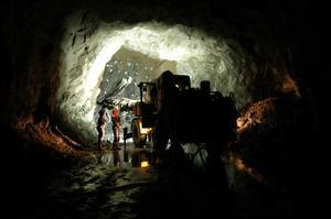 Om Bolidens gruvbrytning blir verklighet i Stollbergsområdet vill miljöpolitikerna inte ha malmtransporter genom Smedjebackens tätort.