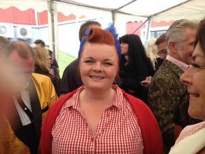 Linda Grannas från Älvdalen, sambo led sångaren Peter olsson, Lars Kristers.