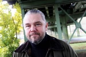 Anders Uddén, chef för kultur- och fritid på Söderhamns kommun.