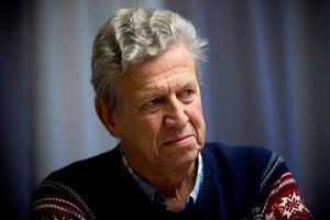 Lars-Gunnar Hultin har gjort en polisanmälan. – Vi har många ögon i Utansjö som har koll på Ocean Gala, säger han.